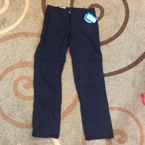 Columbia straight leg active fit pants NWT size 6